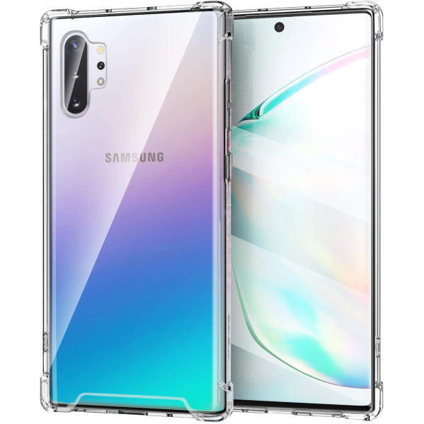 Picture of Cool Crystal Case for Samsung Galaxy Note 10 plus - CELLAIRIS