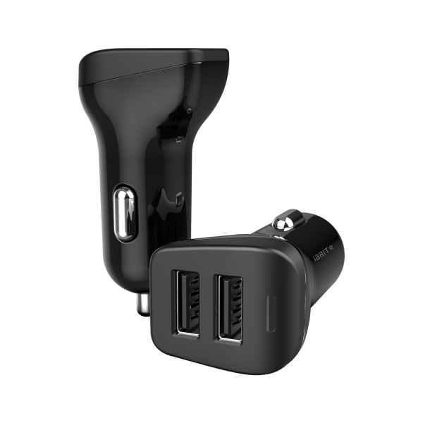 Picture of Car Charger 2 USB Ports - iBRIT