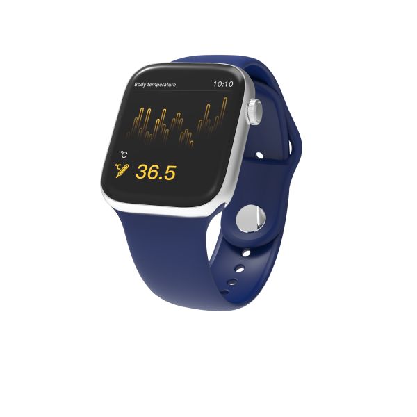 Picture of Blue Smart Watch - G-tab