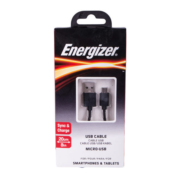 Picture of Lifetime Warranty Cable 1.2m - Energizer