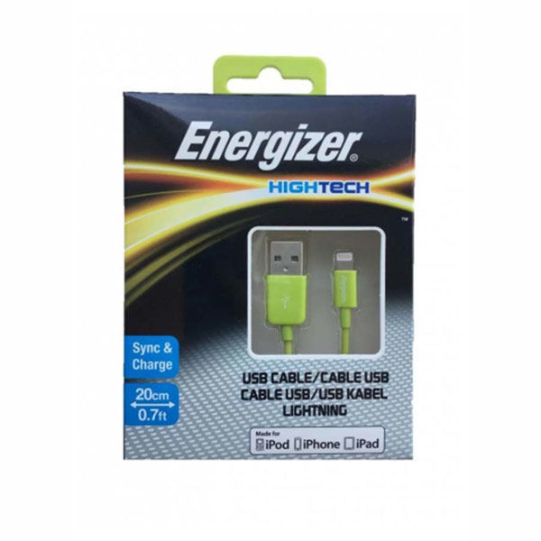 Picture of Lightning Cable 20m  - Energizer