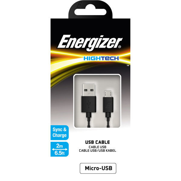 Picture of Jack Cable 1.5 m - Energizer