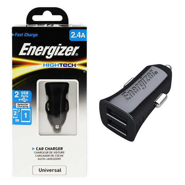 Picture of Car Charger Header 2USB - Energizer