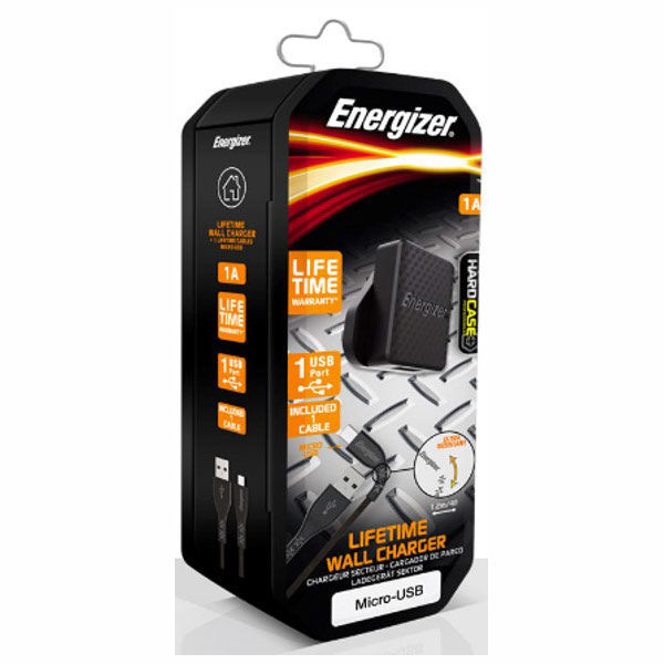 Picture of Wall Charger  Micro USB - Energizer