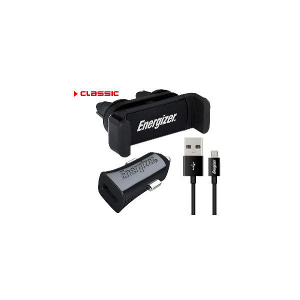 Picture of CAR KIT Clipped + Micro - ENERGIZER