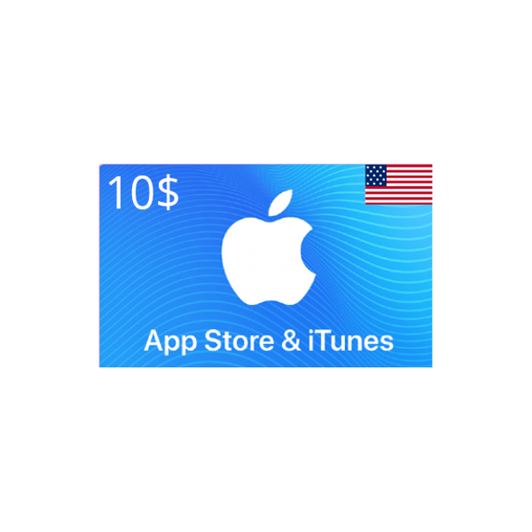 Picture of iTunes USA 10 USD - Apple iTunes