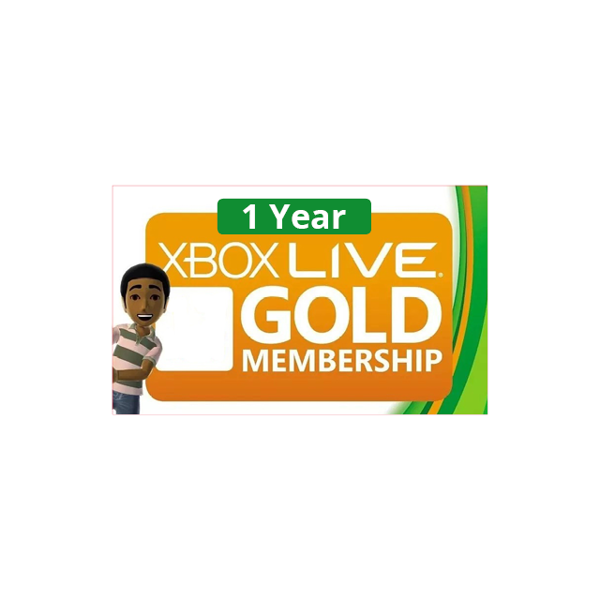 Picture of Xbox Live 12 Months