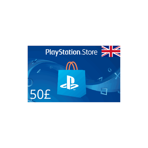 Picture of Playstation UK 50 GBP