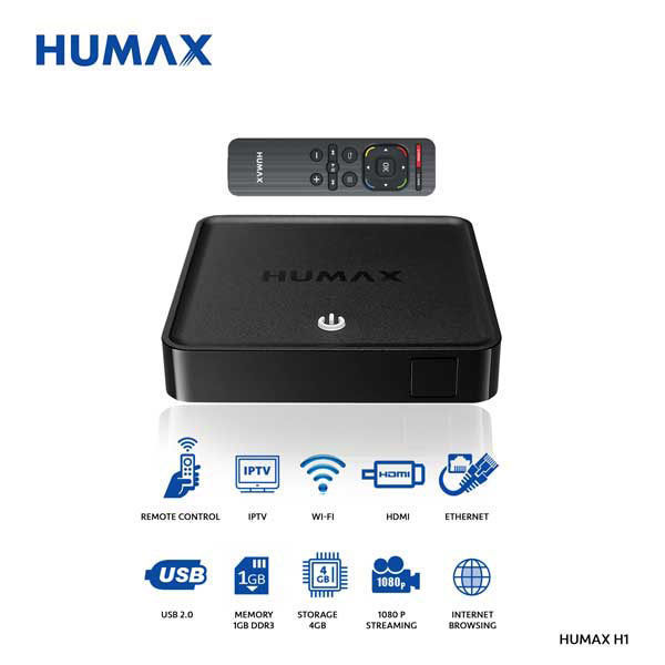 HUMAX H1 SMART PLAYER