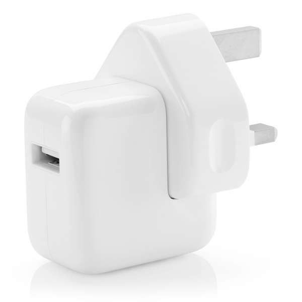 Picture of Apple 12W 3 Pin Lightning Adapter