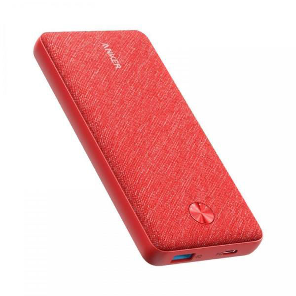 Picture of Anker PowerCore Metro Essential 20000 PD -Red Fabric