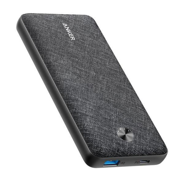 Picture of Anker PowerCore Metro Essential 20000 PD -Black Fabric