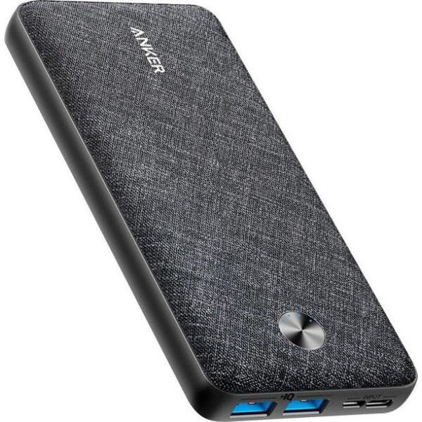 Picture of Anker PowerCore Metro 20000 - Black Fabric