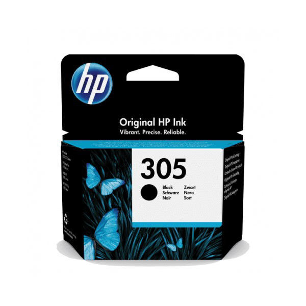 Picture of hp ink 305 black