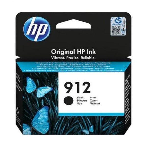 Picture of hp ink 912 black