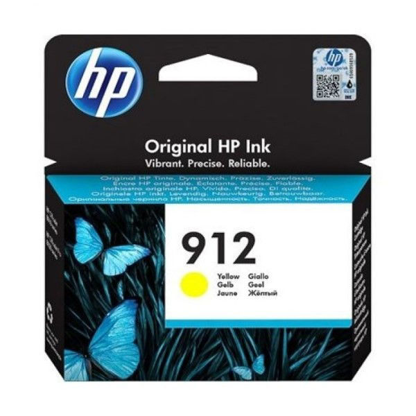 Picture of hp ink 912 yellow