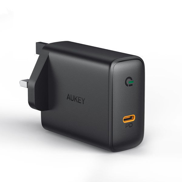 Wall Charger - Aukey - PA-D4 BK