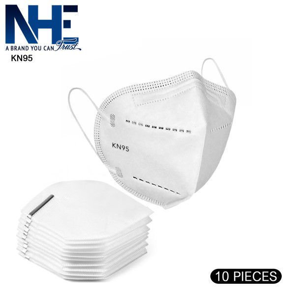 Picture of Protective Face Mask - BOX 10Pcs - KN95
