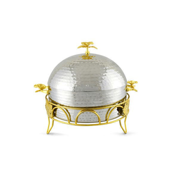 Picture of DOME DESIGN SS HOTPOT 24CM/ 3LTR