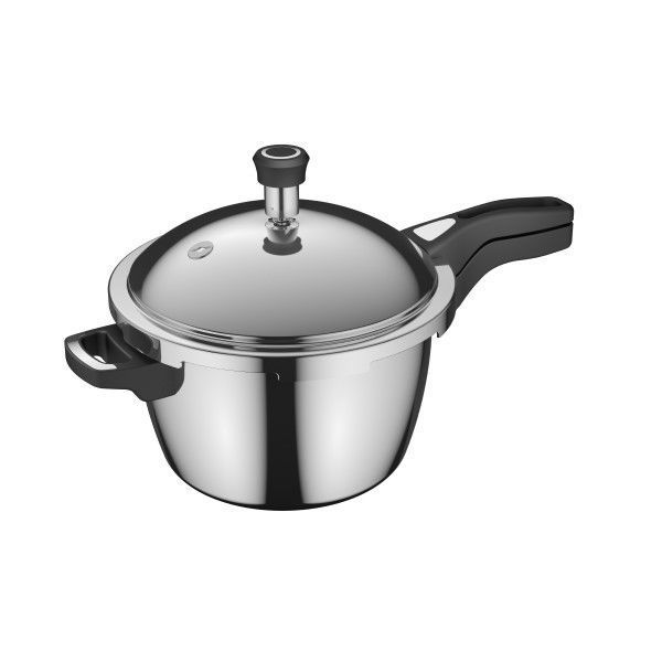 Picture of Stainless Steel 3.3 Ltr.  Pressure cooker (Apple)